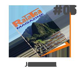Revista Raiatea Edición 5