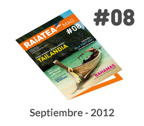 Revista Raiatea Edición 8